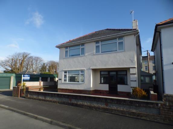 Thumbnail Detached house for sale in Manor Avenue, Pwllheli, Gwynedd