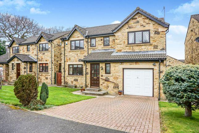 Thumbnail Detached house for sale in Goodwood Close, Shotley Bridge, Consett