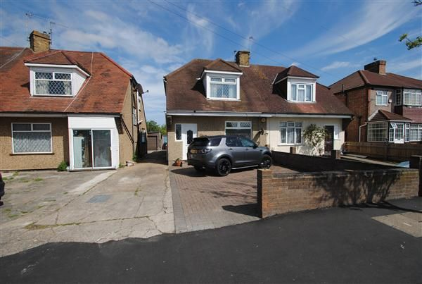Semi-detached house for sale in Bedfont Lane, Feltham