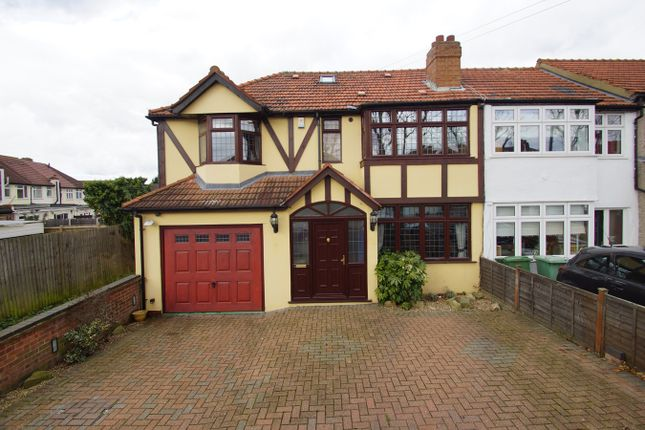 Thumbnail End terrace house for sale in Sycamore Avenue, Sidcup
