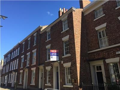 Thumbnail Office to let in 17 White Friars, Chester, Cheshire