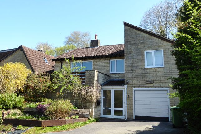 Thumbnail Detached bungalow to rent in Innox Hill, Frome