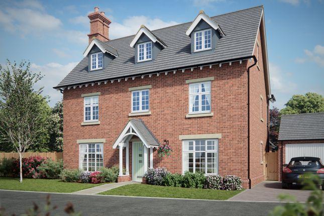 Thumbnail Detached house for sale in Millbrook Grange, Cottingham Drive, Moulton