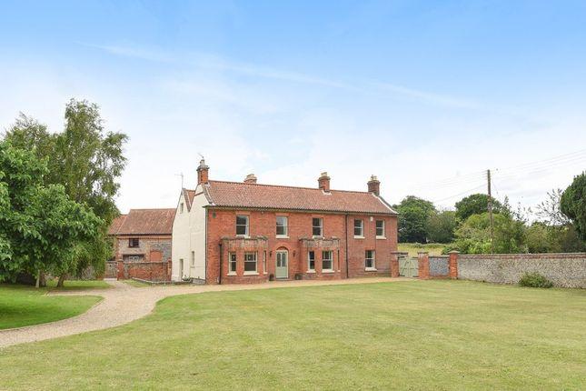 Thumbnail Detached house for sale in Holt Road, Weybourne, Holt