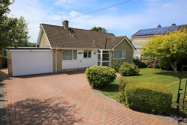 Thumbnail Detached bungalow for sale in Old Coach Road, Cross, Axbridge