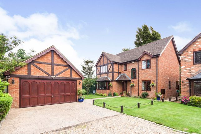 Thumbnail Detached house for sale in The Old Apple Yard, Wokingham