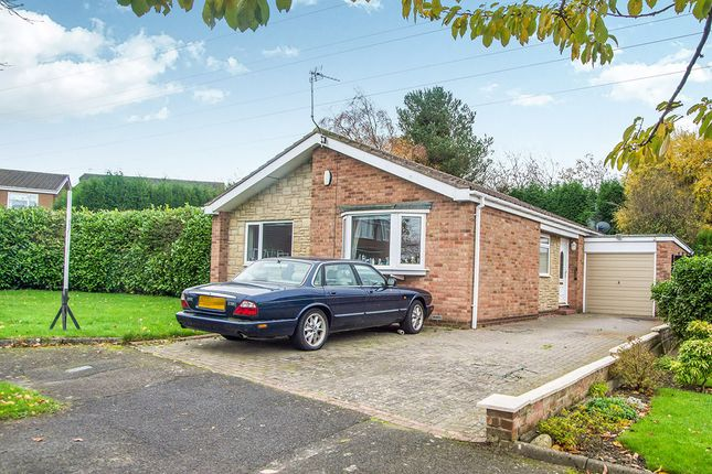 Thumbnail Bungalow for sale in Mangrove Close, St Johns Estate, Newcastle Upon Tyne