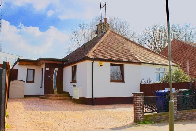 Thumbnail Bungalow for sale in Swan Lane, London