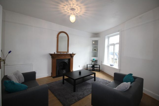 Thumbnail Flat to rent in Marmion Road, Southsea