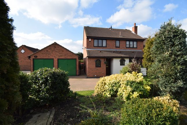 Thumbnail Detached house for sale in Falmouth Avenue, Normanton