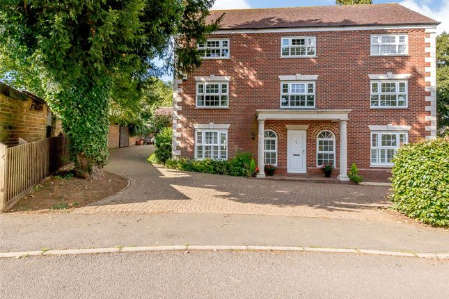 Thumbnail Detached house for sale in Erskin Wood, Spratton, Northampton, Northamptonshire