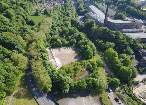 Thumbnail Land for sale in Former Gas Works Site, Stoney Royd, Boy Lane, Halifax