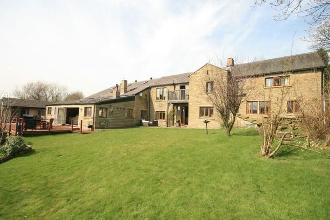 Thumbnail Detached house for sale in Hurst Lane, Rawtenstall, Rossendale