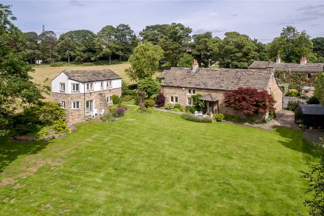 Thumbnail Detached house for sale in Mazebrook House And Cottage, Mazebrook, Drub, Gomersal, Cleckheaton