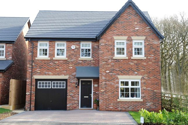 "Thumbnail Detached house for sale in ""The Harley"" at D'urton Lane, Broughton, Preston"