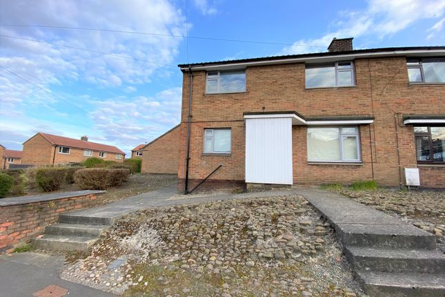 3 bed semi-detached house for sale in Windsor Gardens, Alnwick NE66