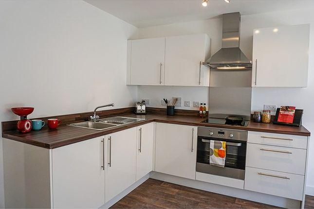 1 bed flat for sale in Plots 98, 106 & 114, Newbury Racecourse, Selkirk House, Kingman Way, Newbury Berkshire