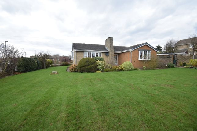 Thumbnail Detached bungalow for sale in Holgate Road, Pontefract
