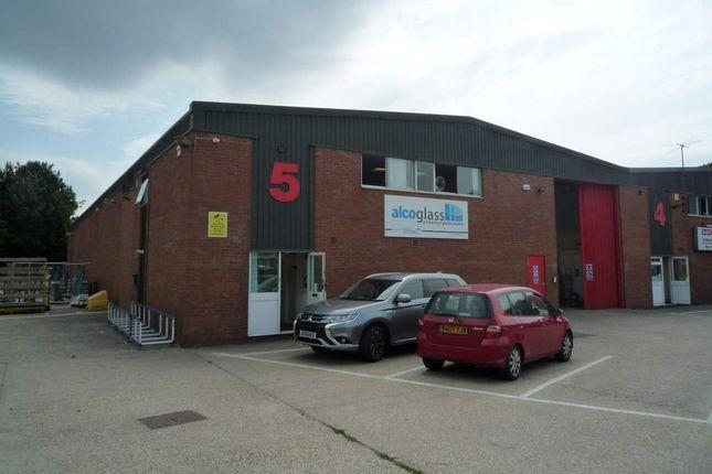 Thumbnail Light industrial to let in 5 Brook Trading Estate, Aldershot
