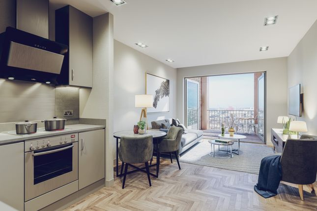 Thumbnail Flat for sale in Blackstock St, Liverpool