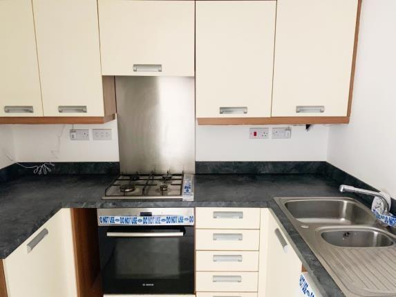 Kitchen of Burton Court, Burton Close, Darwen, Lancashire BB3