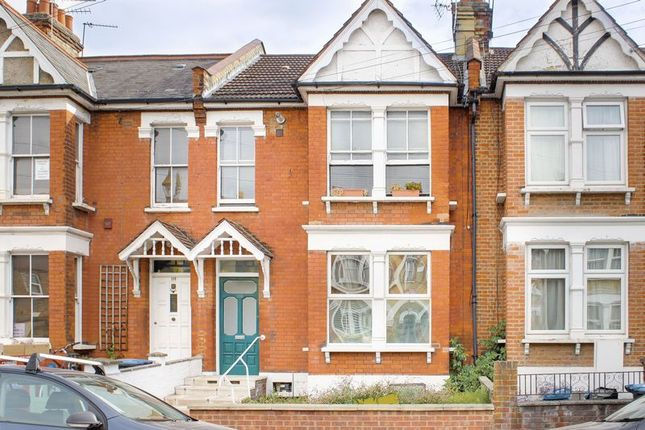 Thumbnail Flat for sale in Warwick Road, London
