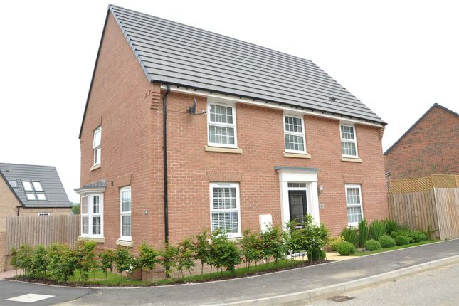 Detached house for sale in Laurel Road, Woodlands Rise, Hexham, Northumberland