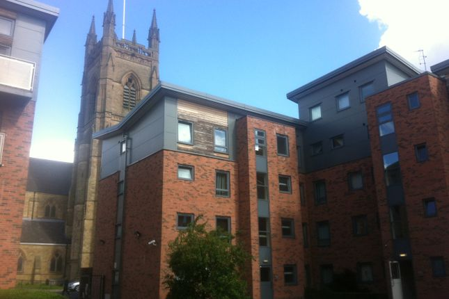 Thumbnail Flat to rent in Eccles Fold, Greater Manchester