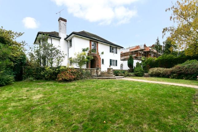 Thumbnail Detached house for sale in The Drive, Coombe, Kingston Upon Thames