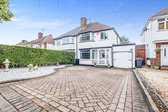 Thumbnail Semi-detached house for sale in Scott Road, Great Barr, Birmingham
