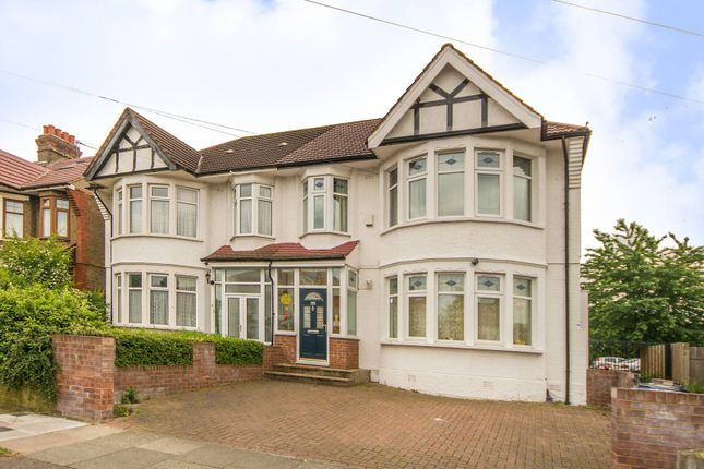 Thumbnail Property to rent in Norfolk Avenue, Palmers Green, London