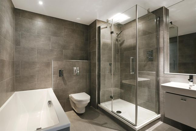 Bathroom of The Shore, The Leas, Chalkwell SS0