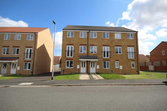 Thumbnail Terraced house to rent in Hoskins Lane, Middlesbrough