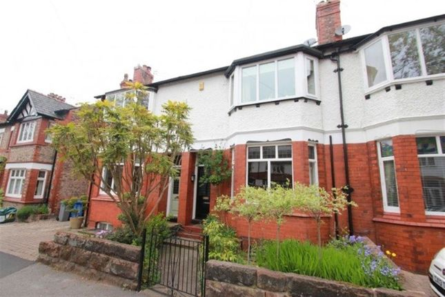 Thumbnail Terraced house to rent in Westgate, Hale, Cheshire