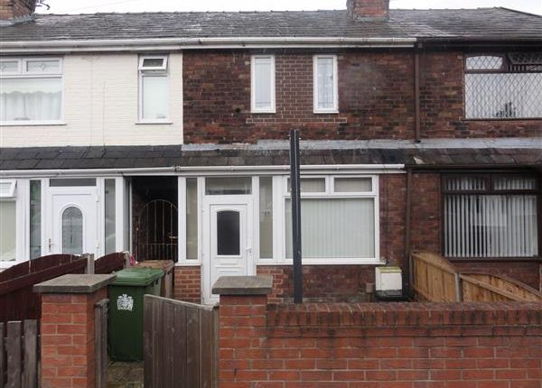 Thumbnail Terraced house for sale in Chadwick Road, St Helens, St Helens