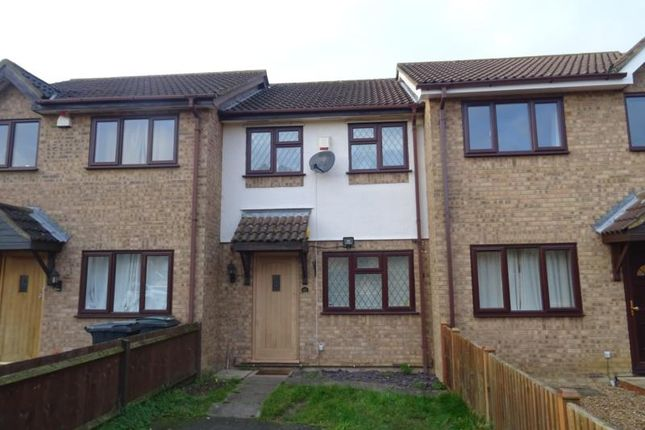 Thumbnail Terraced house to rent in Pendennis Road, Bedford