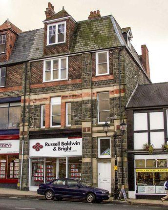 Thumbnail Flat for sale in Station Crescent, Llandrindod Wells