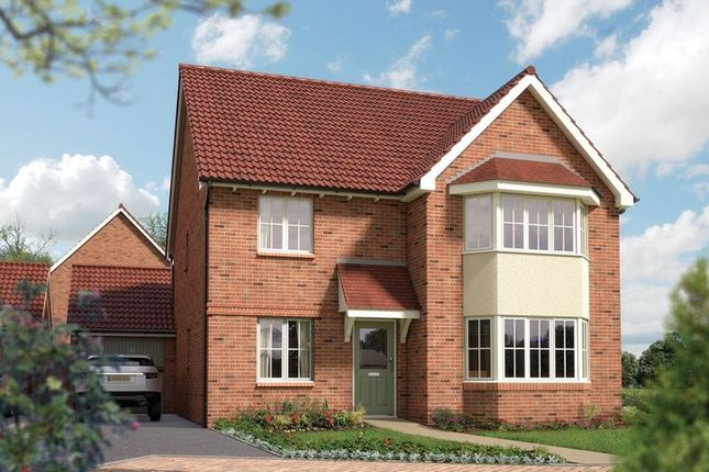 Thumbnail Detached house for sale in Chester Road, Malpas