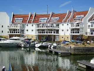 Thumbnail Flat to rent in Moriconium Quay, Hamworthy, Poole