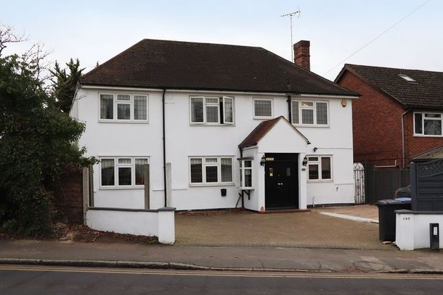 Thumbnail Detached house for sale in Vermont Close, Waverley Road, Enfield
