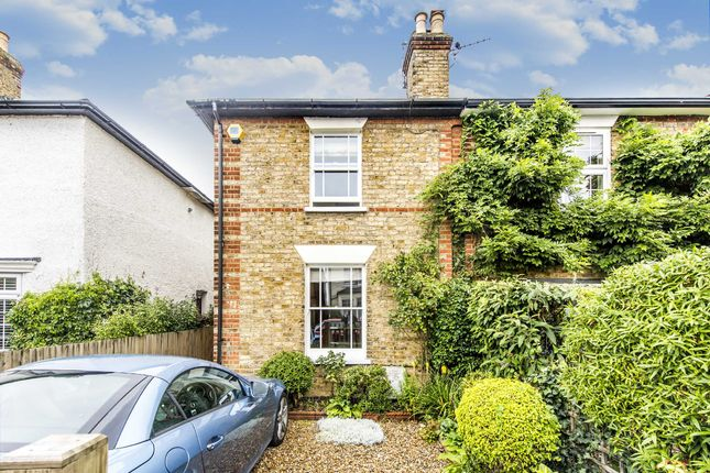 Thumbnail Property for sale in Summer Road, East Molesey