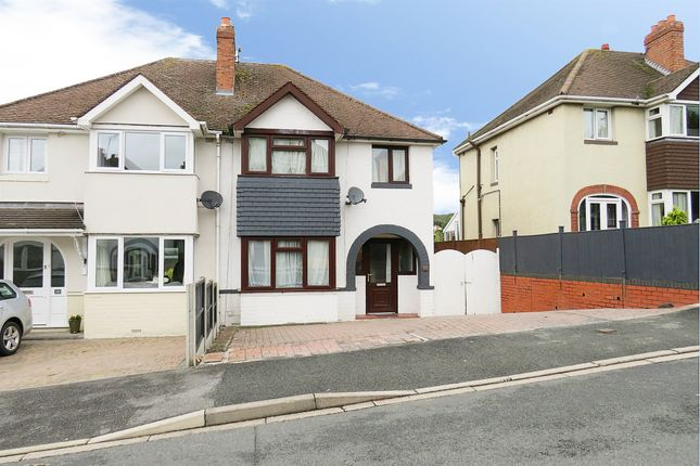 Semi-detached house for sale in Ronkswood Hill, Worcester