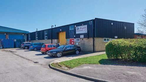 Thumbnail Light industrial to let in Unit 23B, Goldthorpe Industrial Estate, Barnsley