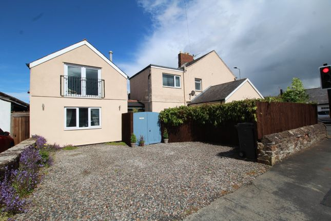 Thumbnail Semi-detached house for sale in Corby Hill, Carlisle, Cumbria
