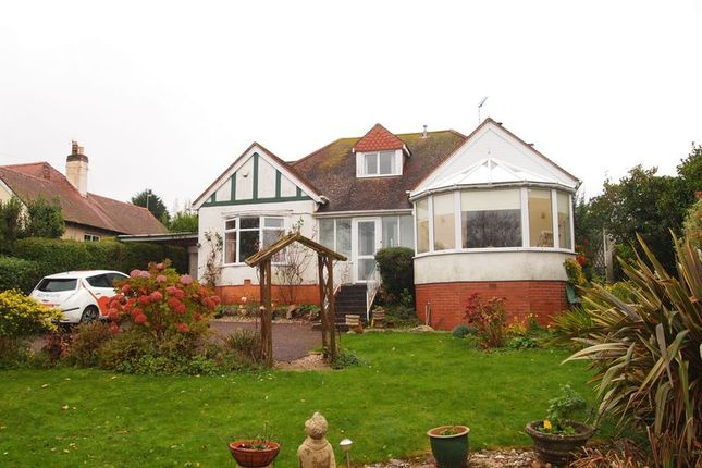 Thumbnail Detached bungalow for sale in Collaton Road, Shiphay, Torquay