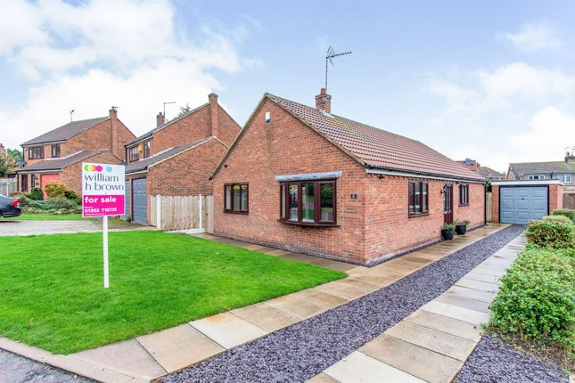 3 bed detached bungalow for sale in Croft Farm Close, Everton, Doncaster DN10