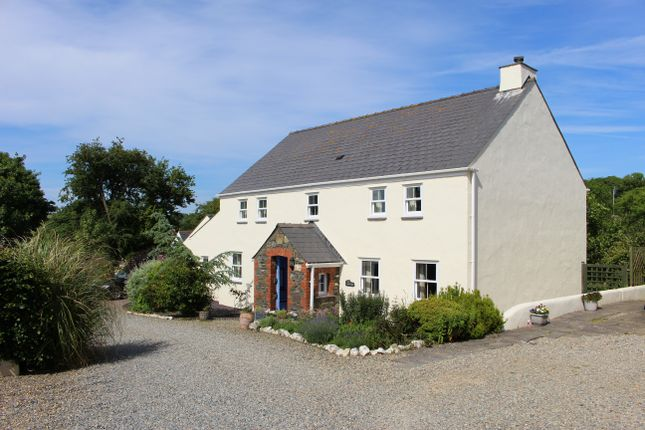 Thumbnail Detached house for sale in Trecelyn, Castle Morris, Haverfordwest