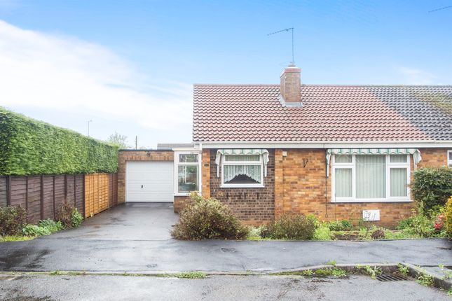 Semi-detached bungalow for sale in Eastfields Close, Gaywood, King's Lynn