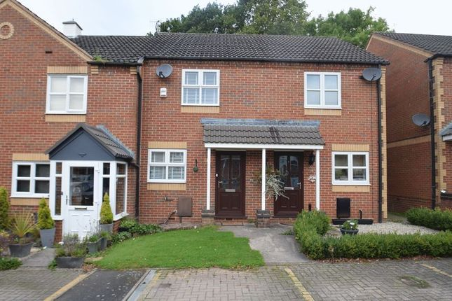 Thumbnail Terraced house to rent in Laurel Bank Mews, Blackwell, Bromsgrove