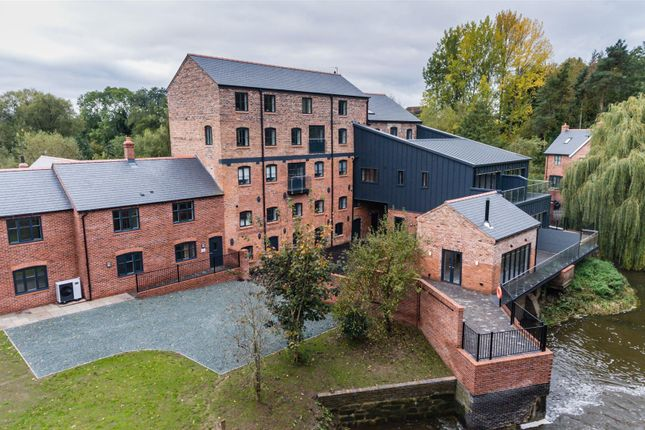 Thumbnail Flat for sale in Penthouse 2, Mytton Mill, Forton Heath, Shrewsbury